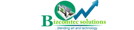 Bizcomtec solutions- Digital marketing company and web application consultants.