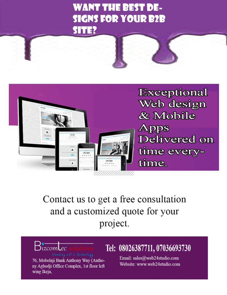 Want the Best Designs for Your B2B Site?